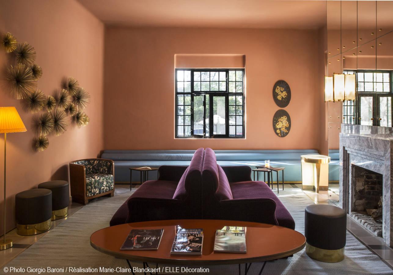Deco Salon Rose Poudre Mdm Mannequin Couture Rose Poudre 80 Pour