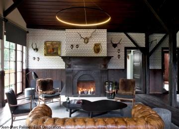 Chambre Rustique Decoration | Nuit Insolite Dans Un Amour De Chalet ...