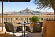 La Terrasse De Ve L Intercontinental Marseille