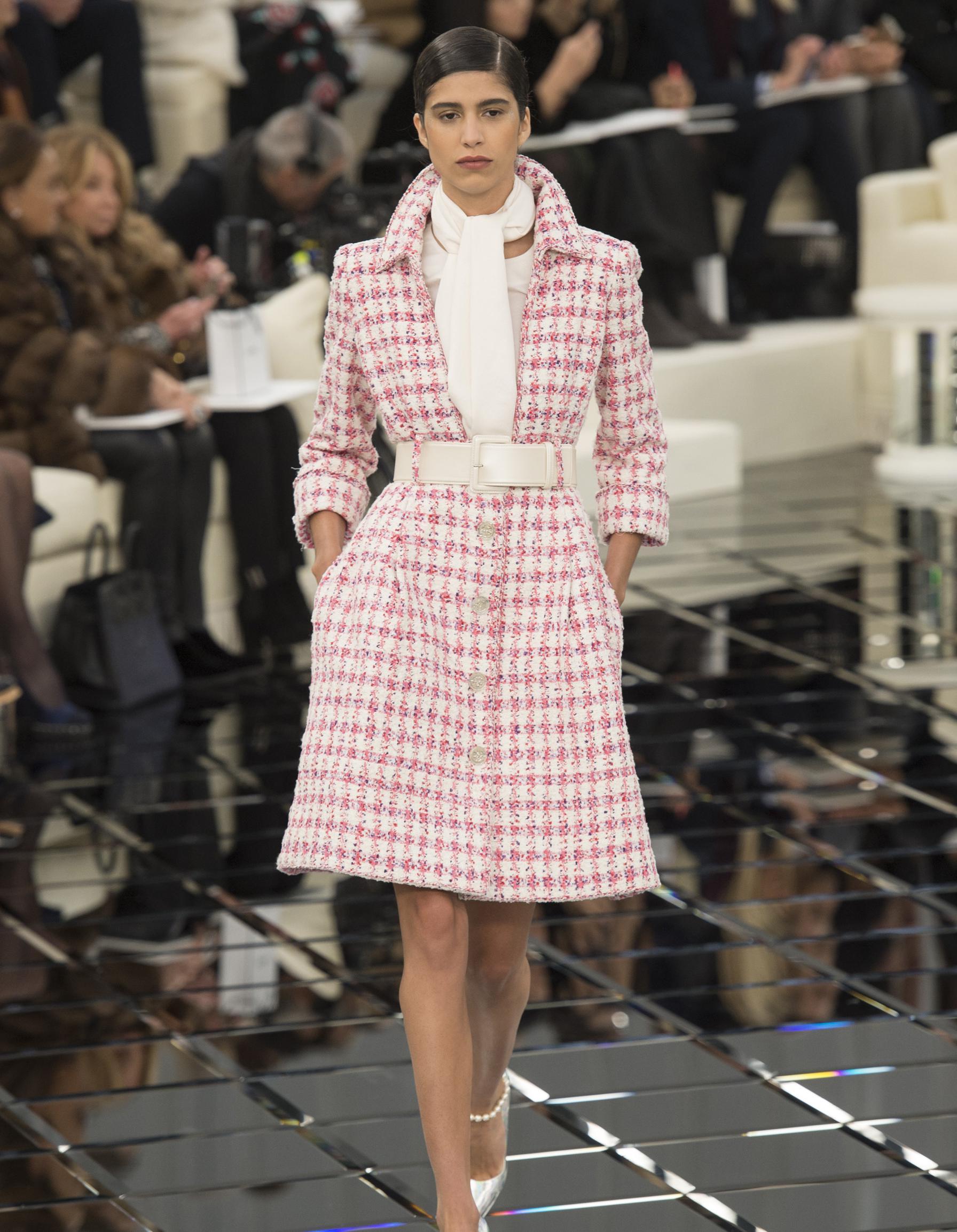 Dfil Chanel Haute Couture Printemps T 2017 Paris Elle