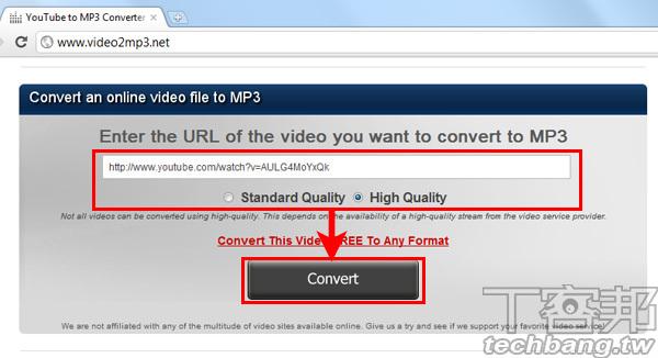 7大影音轉檔網站:從 Youtube 轉 mp3,mp4 好簡單 | T17 討論區 - 一起分享好東西