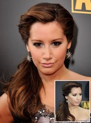 long formal ponytails - beauty