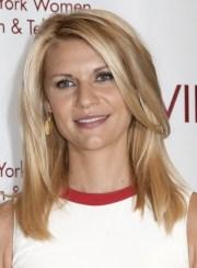 medium layered blonde hairstyles