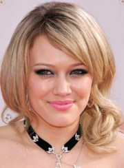 short wavy blonde hairstyles