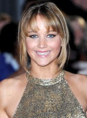 formal hairstyles with bangs