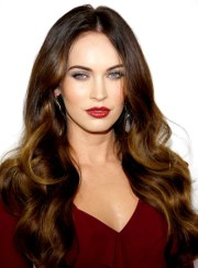 long brunette hairstyles - beauty