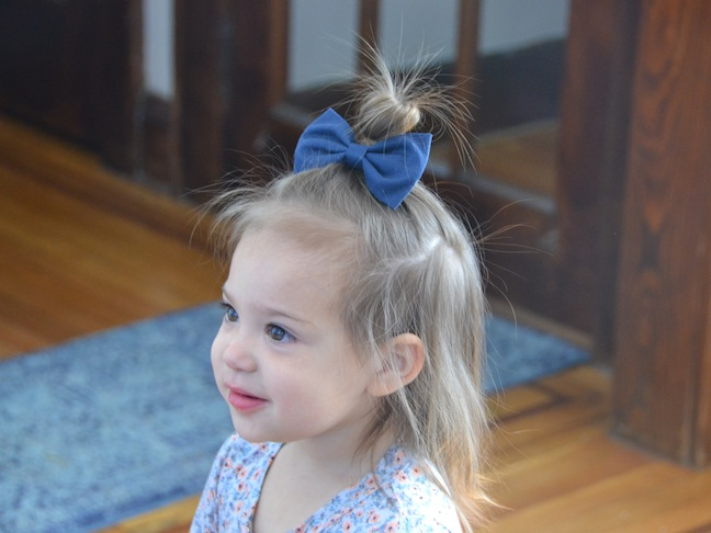 5 Quick Easy Hairstyles For Toddler Girls