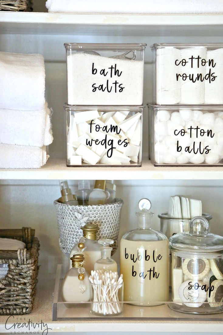 Linen Closet Organization Make The Most Of Your Space