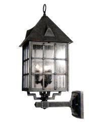 Hanover Lantern Abington Signature Large 3 Light Outdoor ...