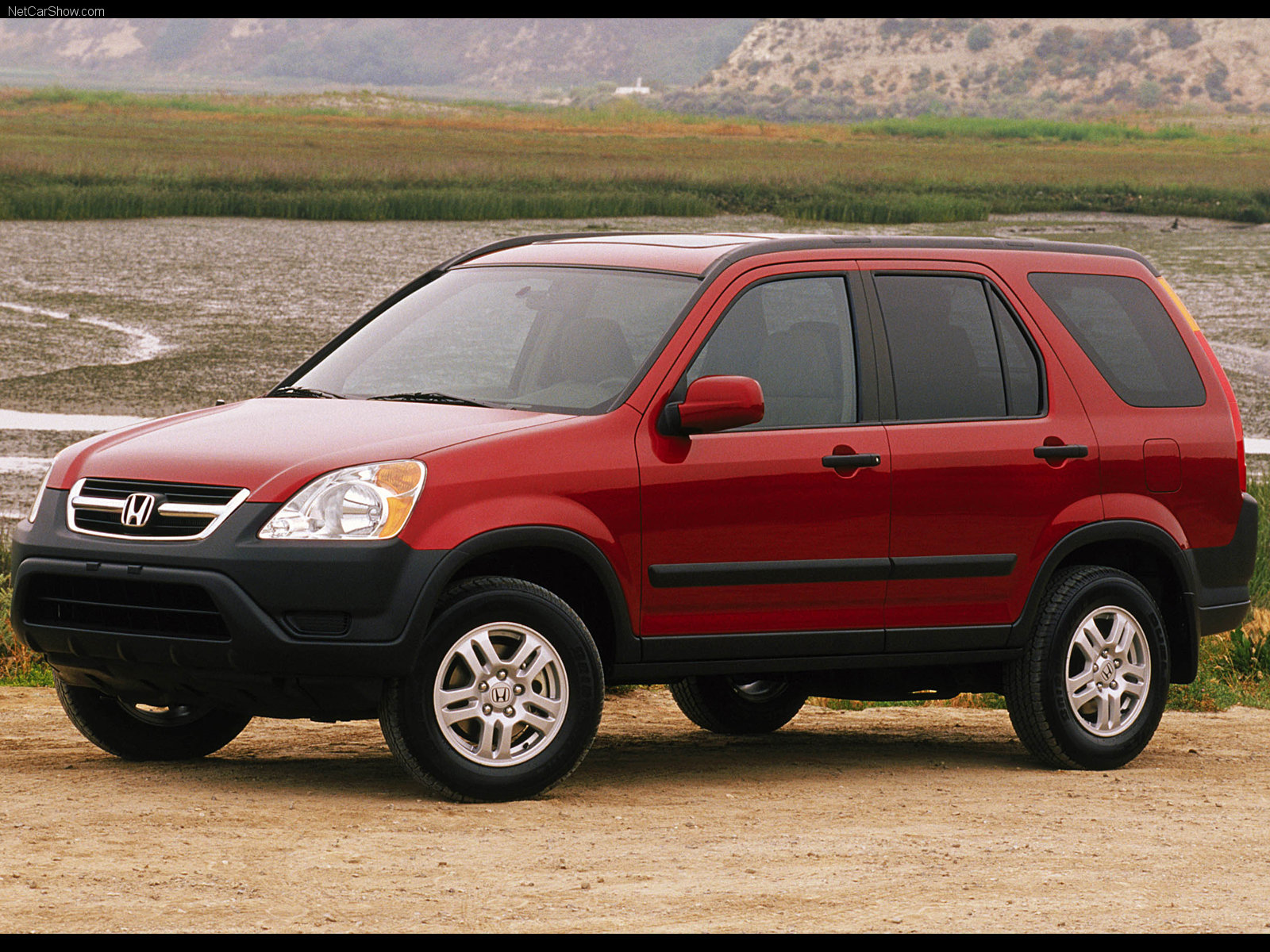 hight resolution of honda cr v crossover 2002