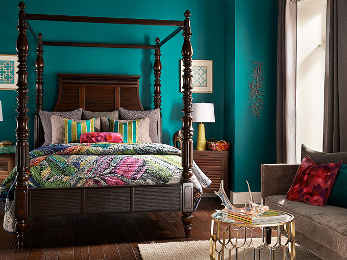 Tendencia de colores para decoracin de interiores 2015