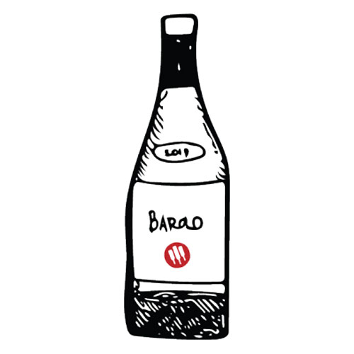 Servir botella de vino