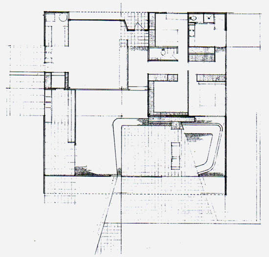 Charles eames case study house 9