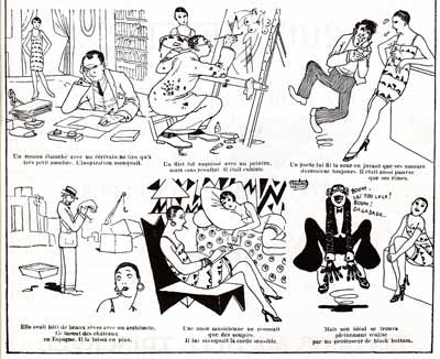 History of Art- Dubout Albert