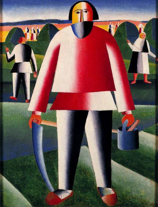 History of Art Kazimir Malevich