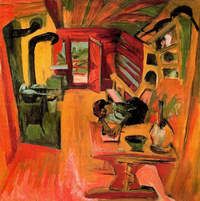 History of Art Ernst Kirchner