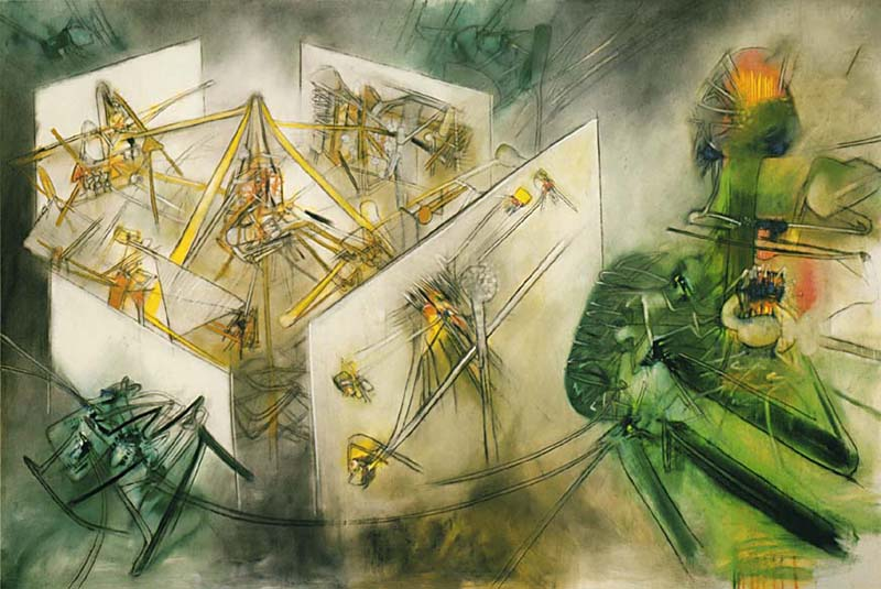 History of Art Roberto Matta