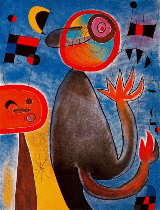 World Miro Bird Joan
