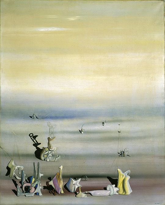 History of Art Yves Tanguy