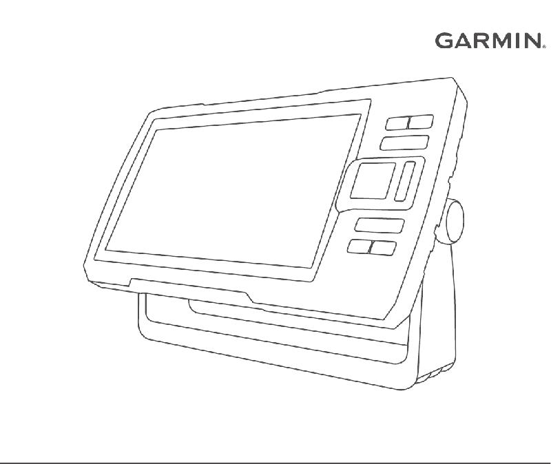 Garmin STRIKER PLUS 9 Marine Equipment Owner's manual PDF