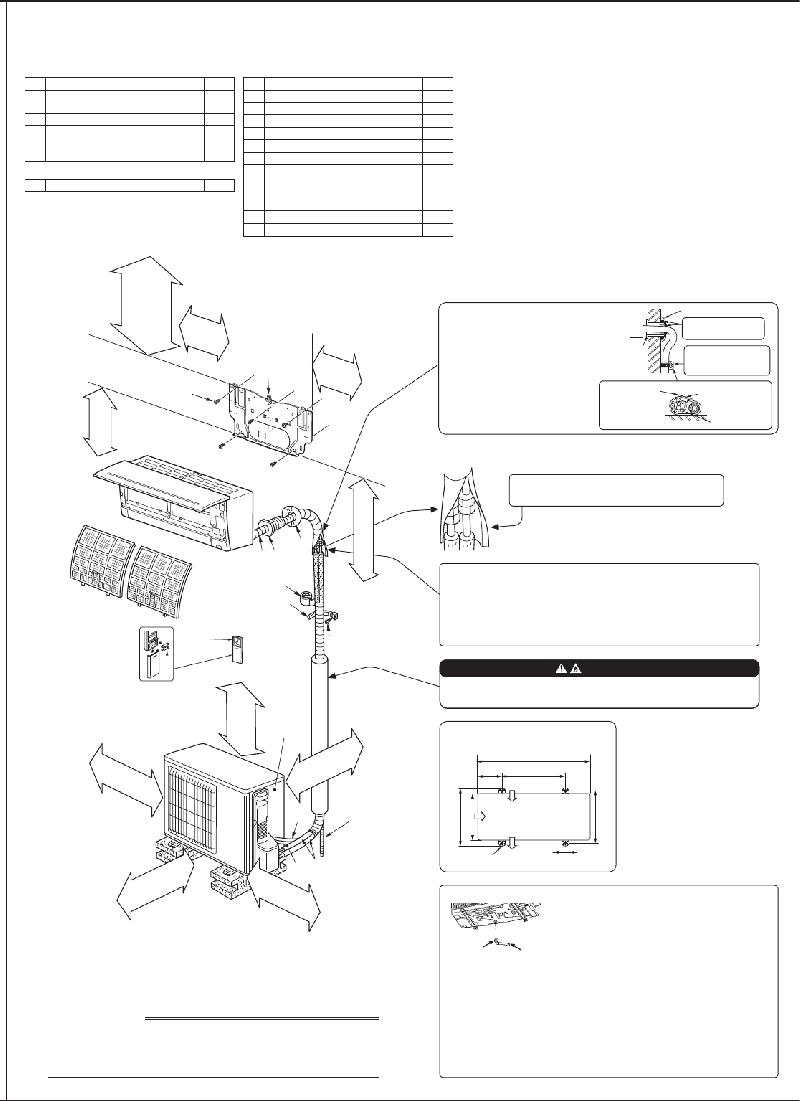 Mitsubishi Electric MSZ-AP25VG Air Conditioner