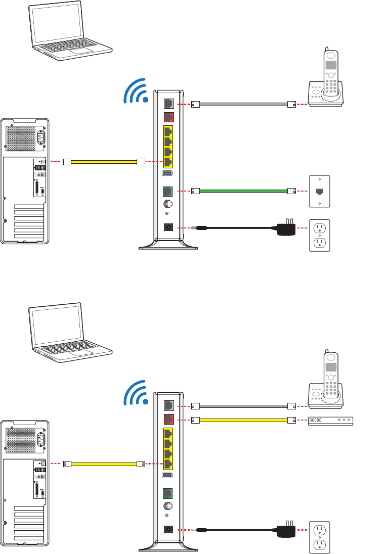 Pace 5168NV Gateway Installation manual PDF View/Download