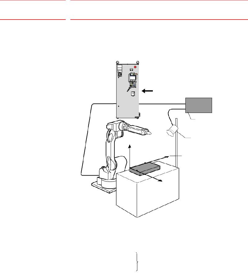 YASKAWA MOTOMAN-DX100 Robotics Instructions manual PDF