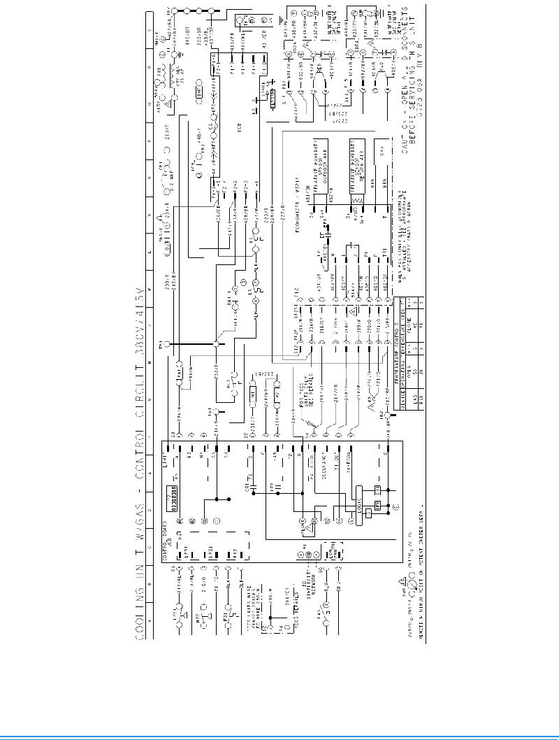 York ZF036 Air Conditioner Installation manual PDF View