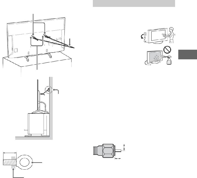 Sony BRAVIA XBR-49X900E TV Reference manual PDF View