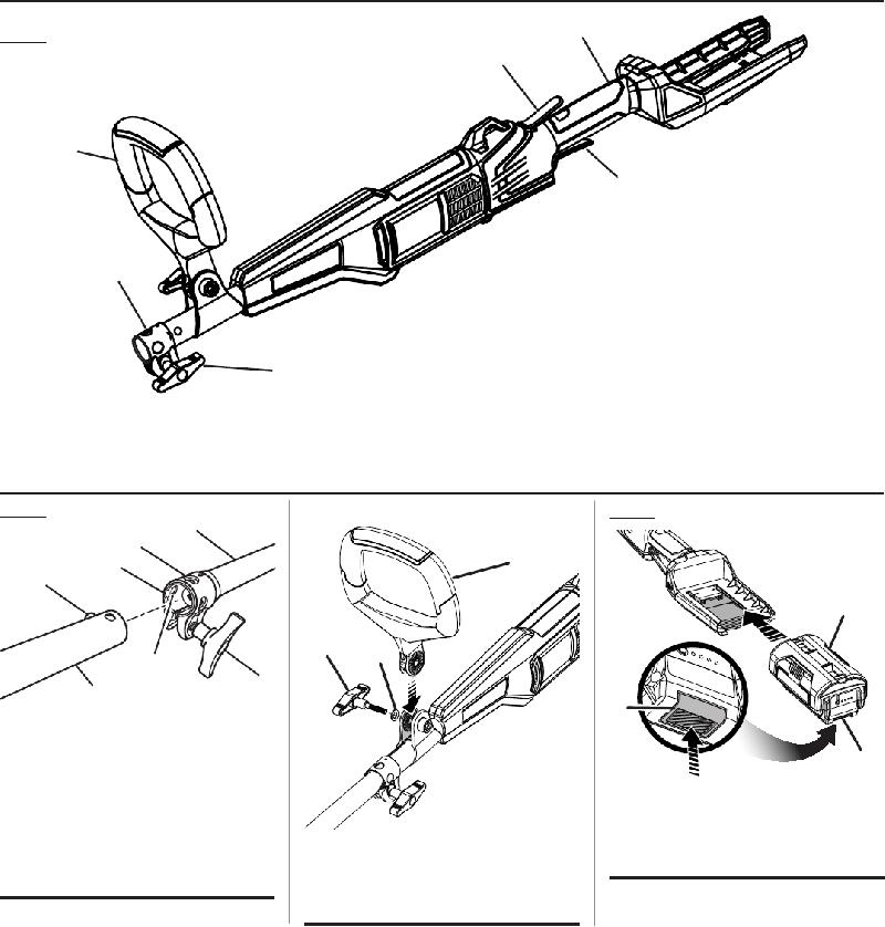 Ryobi RY40002 Trimmer Operator's manual PDF View/Download