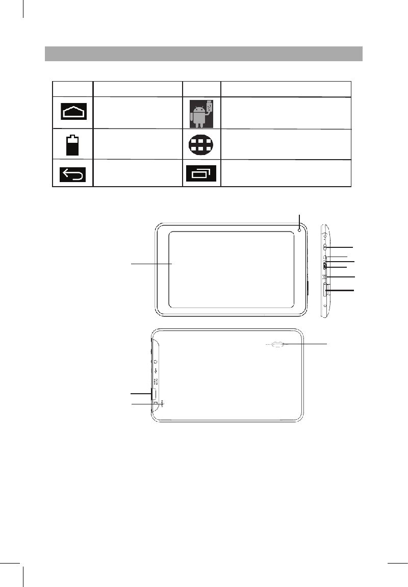 RCA RCT6077W2 Tablet Operation & user's manual PDF View