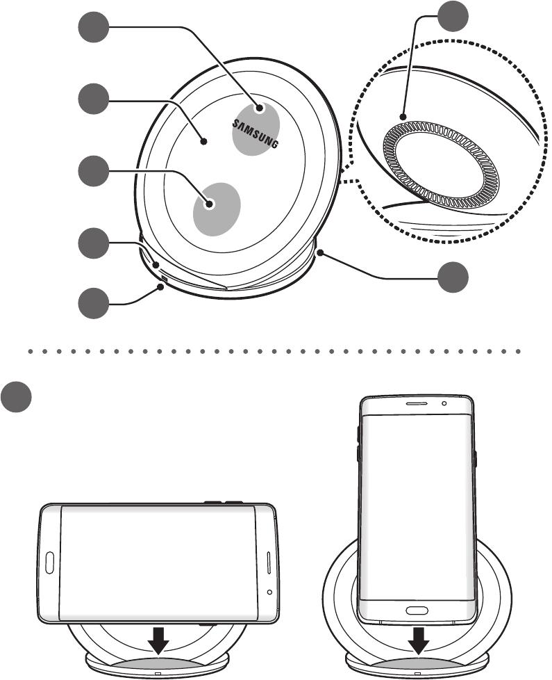 Samsung EP-NG930 Battery Charger Quick start manual PDF