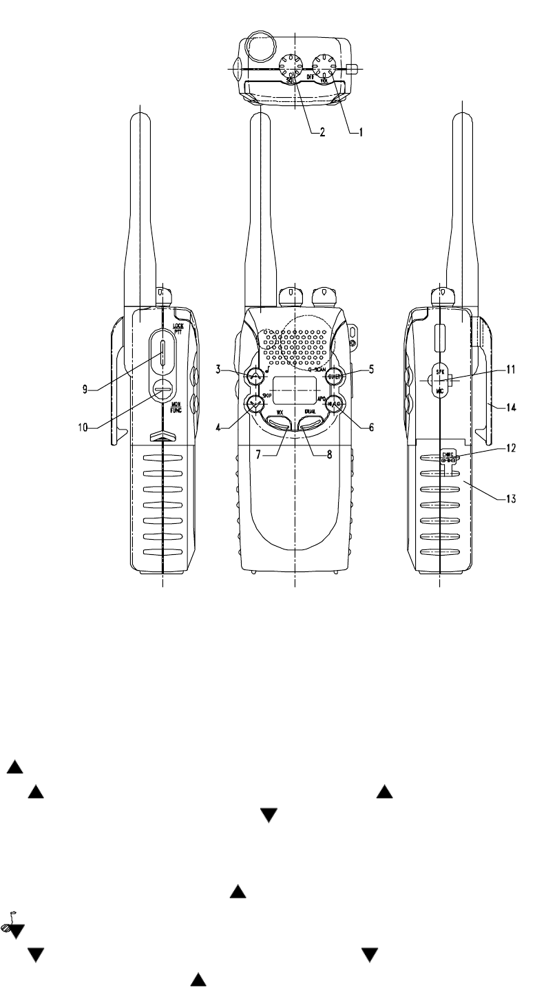 Radio Shack 19-903 Transceiver Owner's manual PDF View
