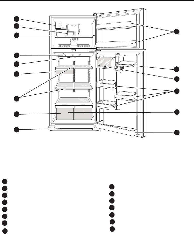 Kenmore 795.69292.902 Refrigerator Service manual PDF View