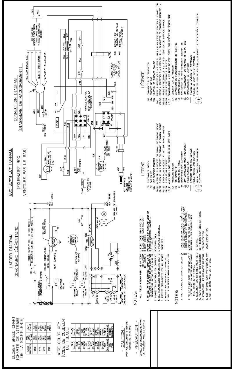 Heat Controller MGD90-E5B Furnace Technical manual PDF