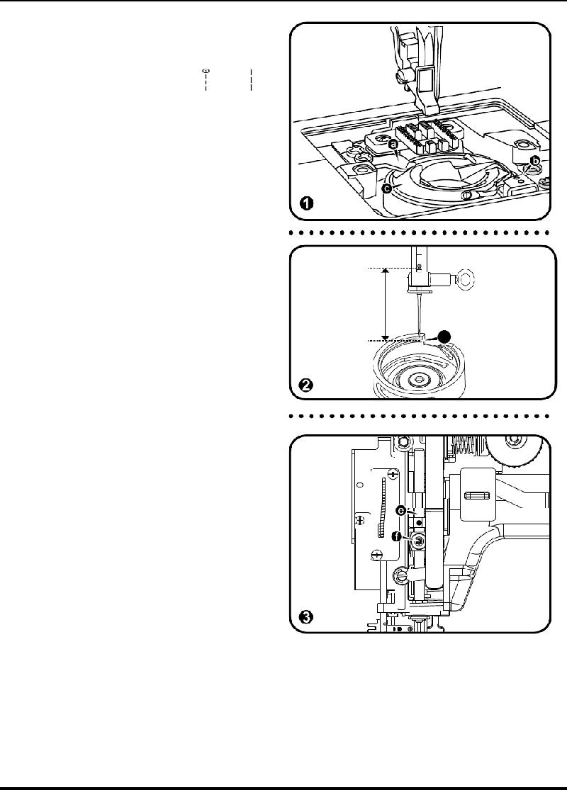 Singer Scholstic 5523 Sewing Machine Service manual PDF