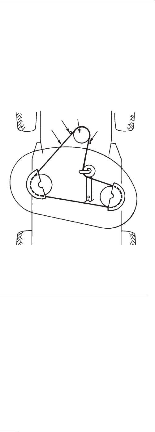 Toro Wheel Horse 13–38 XL Lawn Mower Operator's manual PDF
