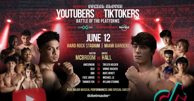 Social Gloves: Battle of the Platforms   Totally 93.9 Miami   Totally 93.9  Miami