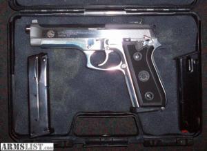 Taurus Pt 917 Cs Semi Auto Pistol