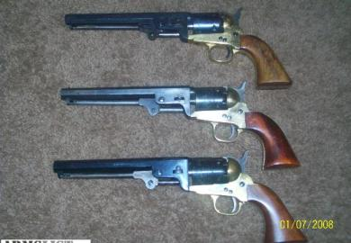 Used Black Powder Pistols For Sale