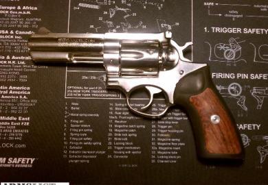 Ruger Gp100 327 Federal Magnum For Sale