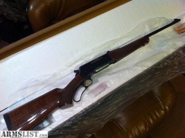 ARMSLIST For Sale Browning BLR Lightning 270 Caliber