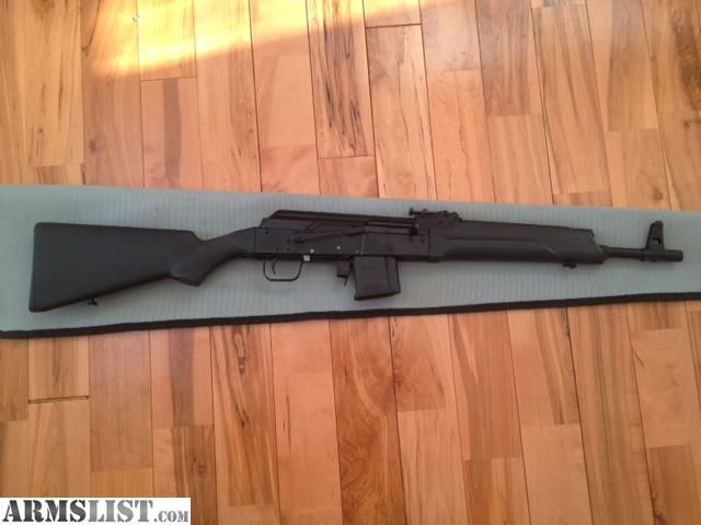 Armslist  For Sale Saiga 223 Ak47 Style 16 Inch With