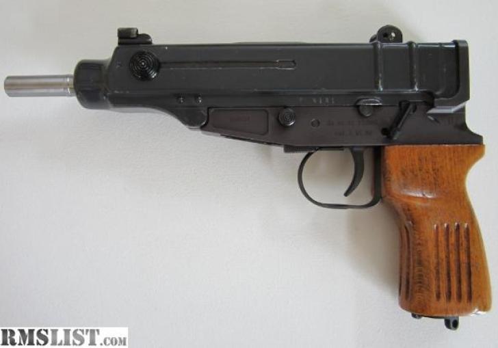 Vz 61 Skorpion Receiver