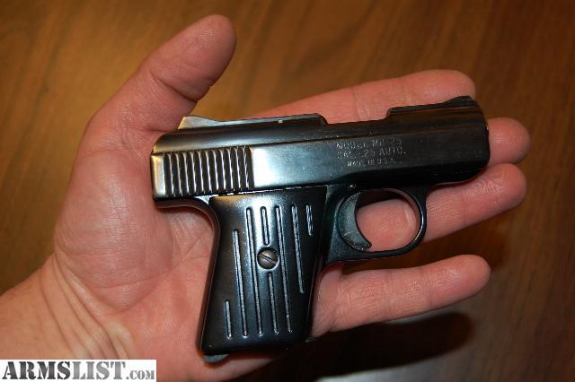 Armslist  For Sale Raven Arms Mp25 Small Handgun Cal