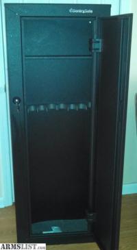 ARMSLIST - For Sale: SentrySafe 8 Gun Security Cabinet