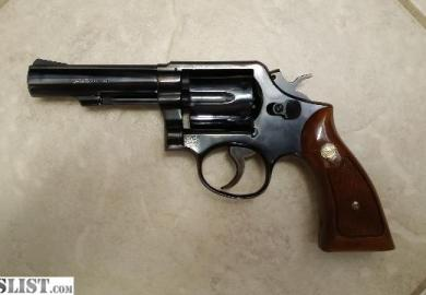 38 Special Smith And Wesson For Sale