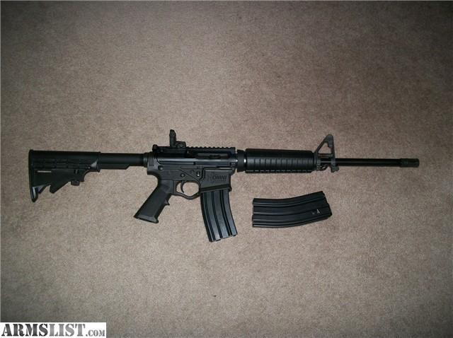 ARMSLIST  SW MP AR15 Custom 223556  NIB  AR15