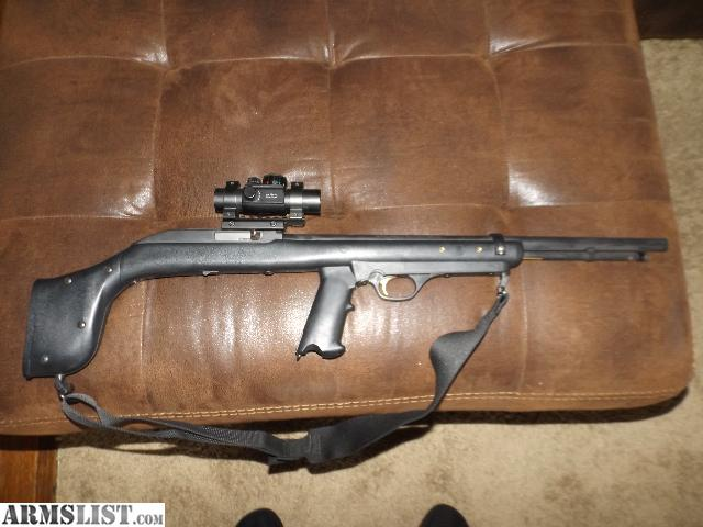 Marlin Model 795 Tactical Stock