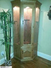 ARMSLIST - For Sale/Trade: Old Buchanan Solid Wood Corner ...